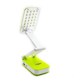 Настольная LED лампа трансформер Tiross TS-56 Зеленая