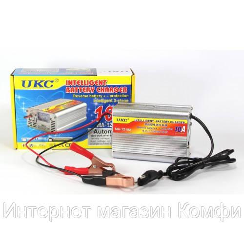🔥✅ Зарядное для аккумулятора BATTERY CHARDER 10A MA-1210A UKC