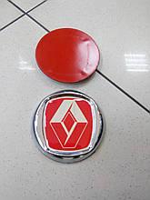 Эмблема RENAULT TRUCK  диаметр 9,5 см