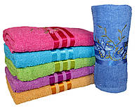 Махровое полотенце для лица №Л3507