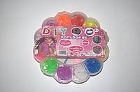 Набор резиночек для плетения Rainbow Loom Ромашка 700 шт., фото 1