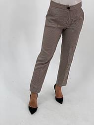 Женские стильные брюки с высокой посадкой (в расцветках)