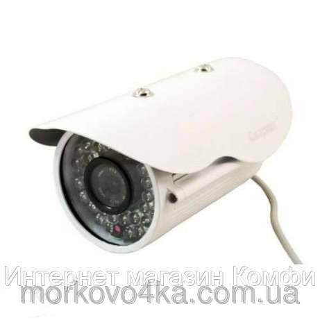🔥✅ Наружная цветная HD камера видеонаблюдения CCTV 278 3.6 мм наружная водонепроницаемая камера