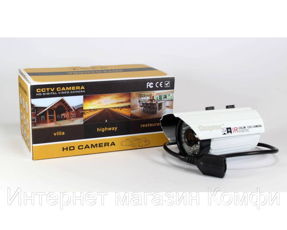 🔥✅ Уличная камера IP видеонаблюдения с разъемом LAN 635 1.3 mp