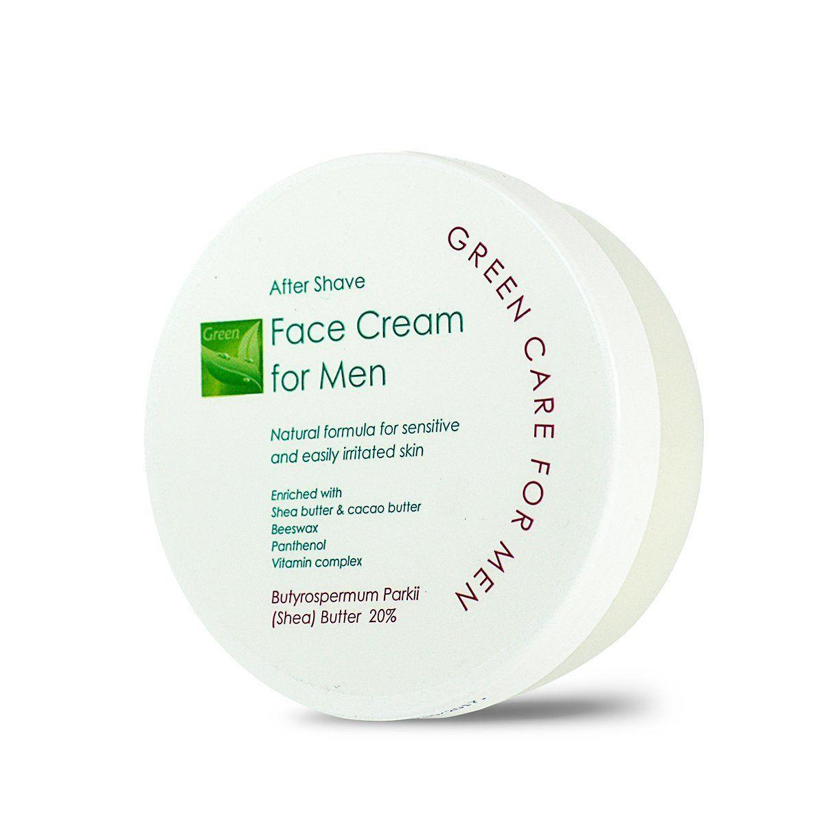 Крем для лица для мужчин «Green care for men», ЯКА, 220 мл