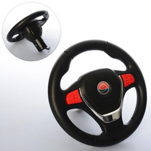 Руль для детского электромобиля M 3237-ST-WHEEL