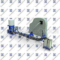 Линия брикетирования (пресс для брикетов) BIOMASS PLUS, фото 1