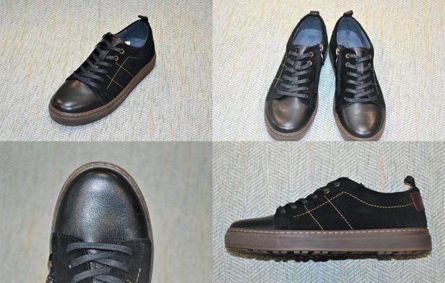 Туфли школьные для мальчиков, LC Kids фото