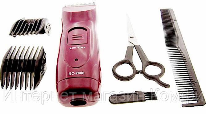 🔥✅ Машинка для стрижки Proclipper RC-2000 профессиональная машинка для стрижки волос RC2000