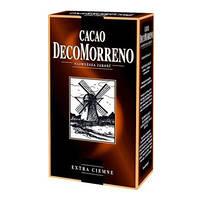 """Какао с пониженным содержанием жира """"Deco Morreno"""" без сахара, 80 г"""