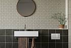 Плитка для пола и стен Laurent серый 186x186x8 мм, фото 3