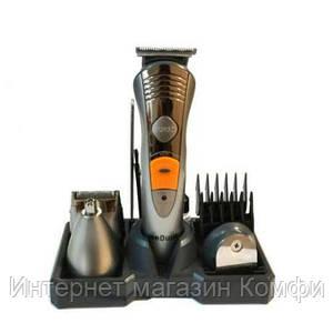 🔥✅ Аккумуляторная машинка для стрижки волос и бороды Braun MP-5580, 7 в 1