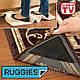 🔥✅ Набор держателей для ковров 4 шт Ruggies Amazing REUSABLE Rug Grippers, фото 2