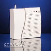 Усилитель сигнала беспроводных датчиков со встроенным элементом от перебойного питания (модель М-801)