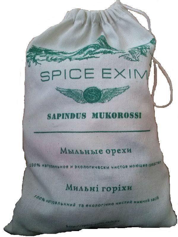 Мыльные орехи Sapindus Mukorossi, Spice Exim, 500 г