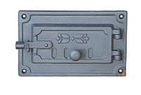 Чугунные дверцы для зольника DPK3R 272x170