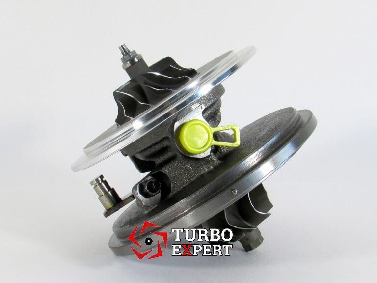 Картридж турбины 757042-5018S, Skoda Octavia II 2.0 TDI, 125 Kw, BMN/BMR/BUY/BUZ, 2006-2008, 03G253014K