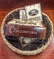 """Натуральное мыло """"Эвкалиптовое"""", Харьковская мануфактура, 100 г"""