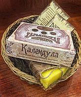 """Натуральное мыло """"Календула"""", Харьковская мануфактура, 100 г"""