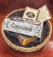 """Натуральное мыло """"Оливковое"""", Харьковская мануфактура, 100 г"""