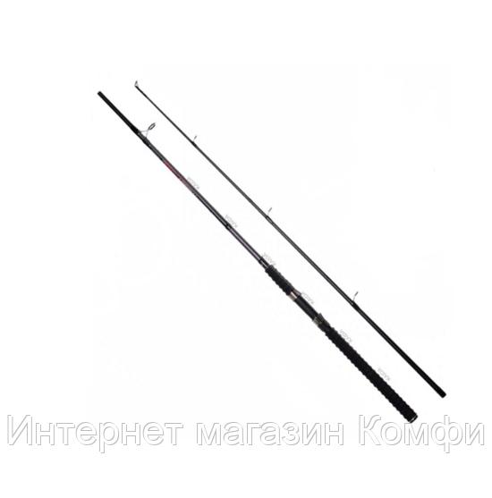 🔥✅ Рыболовное силовое удилище Kaida Black Arrow 311-240 с кольцами