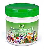 Полиэнзим - 10: Антипаразитарная формула, Грин Виза, 280 г