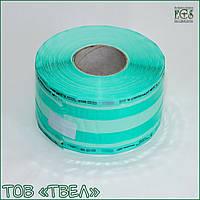 Рулон со складкой для паровой и ЭО стерилизации Steridiamond / 100 мм х 50 мм х 100 м ECS