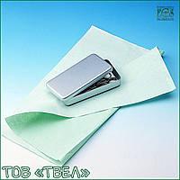 Лист крепированной бумаги для стерилизации / 50х50 см, зеленый, 500 шт. ECS