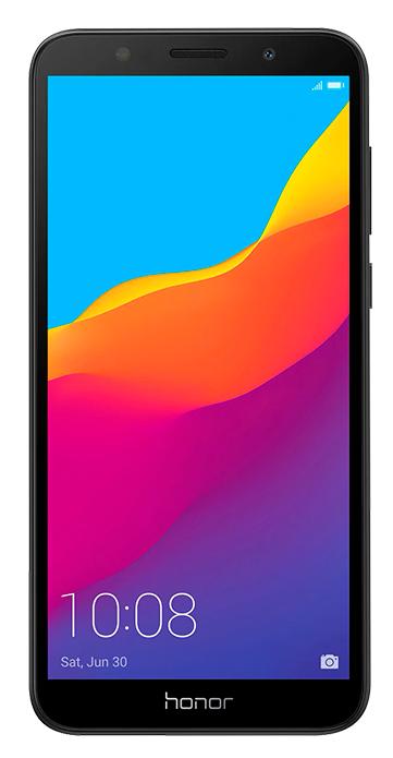 Смартфон Honor 7s 2/16Gb Global Version Black ОРИГИНАЛ Гарантия 3 месяца