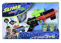 Детский пистолет стреляющий лизуном