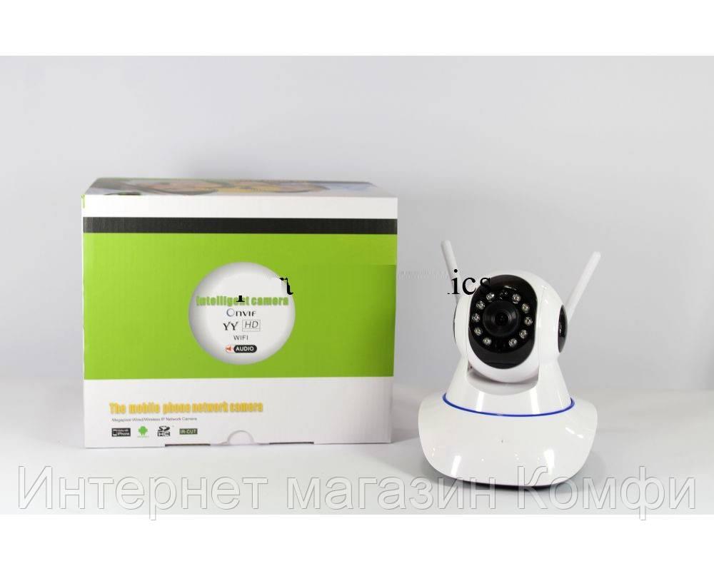 🔥✅ Беспроводная камера видеонаблюдения IP 6030B/100ss c Wifi