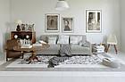 Плитка для пола marrakesh серый 186x186x8 мм, фото 7
