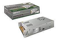 Блокпитания360Вт-12В-IP20 для светодиодных лент и модулей, металл, с вентиляторомTDM