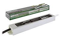 Блок питания 24Вт-12В-IP67 для светодиодных лент и модулей DC 12В, металл TDM