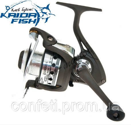 🔥✅ Рыболовная катушка под передний фрикцион EU 4000A