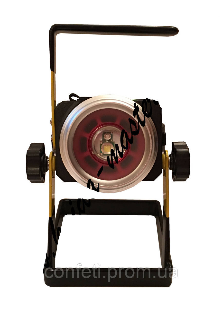 🔥✅ Кемпинговый штативный фонарь Kaida LED Floodlight с функцией зарядки мобильного телефона