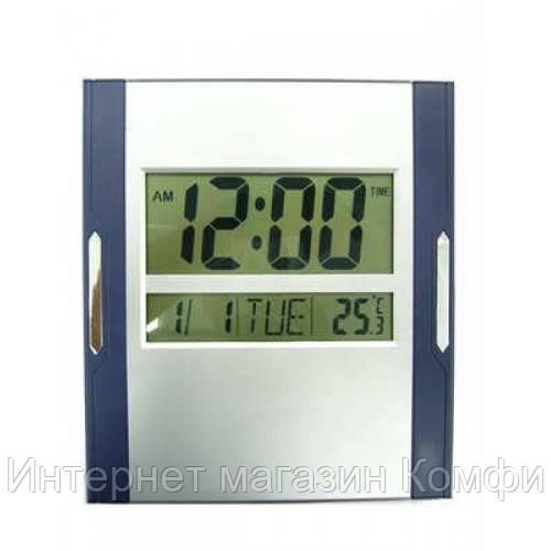 🔥✅ Настольные часы цифровые с индикатором Kadio KD-3810N