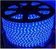 🔥✅ Светодиодная лента LED 5050 с синими диодами бухта 100 метров 220V, фото 3