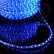 🔥✅ Светодиодная лента LED 5050 с синими диодами бухта 100 метров 220V, фото 4