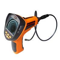 Автономный эндоскоп-инспекционная камера с 10.8мм световодом, 3.5 дюймовым экраном (модель EN-99E)