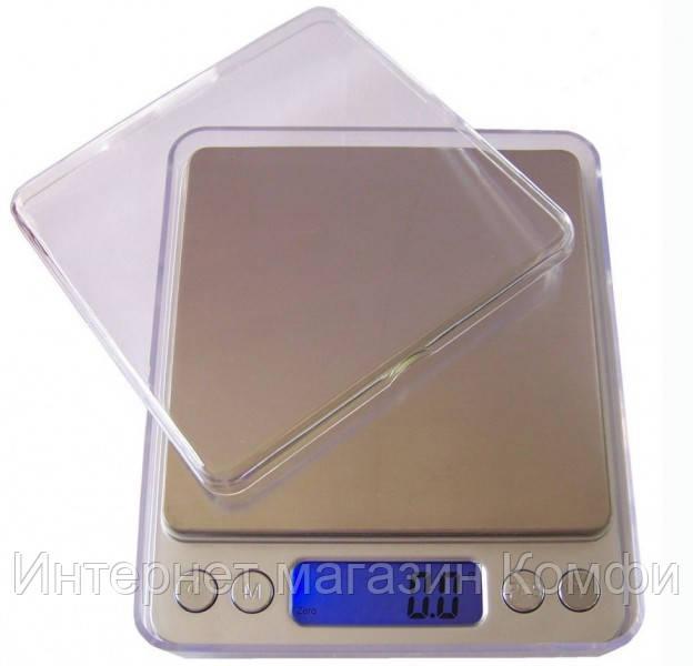 🔥✅ Ювелирные весы DMC от 0.1 гр до 2000 гр Digital Scale