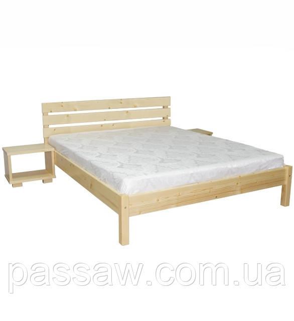 Кровать деревянная Л-241 1,4