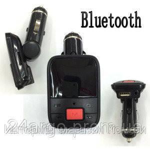 🔥✅ Трансмиттер в автомобиль BT 65 FM с Bluetooth
