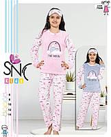 """Пижама подростковая """"SNC"""", 6-14 лет,Турция"""