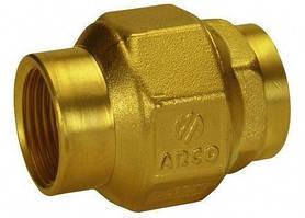 Клапан обратного хода воды ARCO RET03 1'