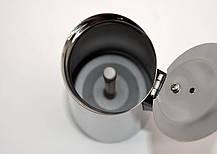 Гейзерная кофеварка на 4 чашки WimpeX WX 4040, фото 2
