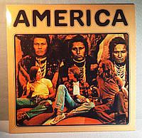 CD диск America