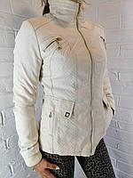 Куртка жіноча O&S 6010 молочна S M