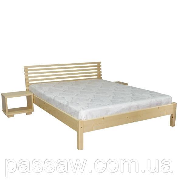 Кровать деревянная Л-242 1,6