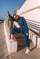 Джинсоый женский комбинезон, фото 1